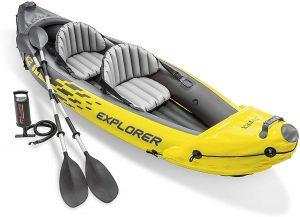 Kayak hinchable Explorer Intex 68307Np –  K2