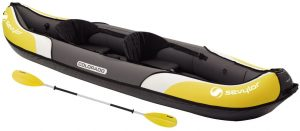 Kayak Hinchable Sevylor Colorado, 2 personas